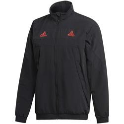 Textil Muži Teplákové bundy adidas Originals DP2685 Černá