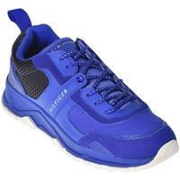 Boty Muži Nízké tenisky Tommy Hilfiger FM0FM02009 Modrý