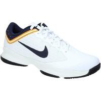 Boty Muži Nízké tenisky Nike 845007 Bílý