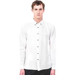 Textil Muži Košile s dlouhymi rukávy Antony Morato MMSL00530 FA400051 Béžový