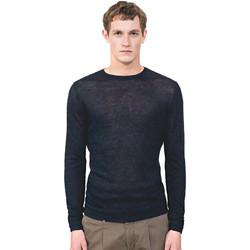 Textil Muži Svetry Antony Morato MMSW00915 YA500054 Modrý