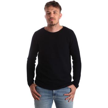 Textil Muži Svetry Antony Morato MMSW00938 YA100018 Modrý