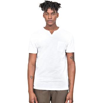 Textil Muži Trička s krátkým rukávem Antony Morato MMKS01487 FA100139 Bílý