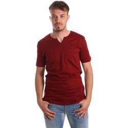 Textil Muži Trička s krátkým rukávem Antony Morato MMKS01487 FA100139 Červené