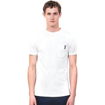 Textil Muži Trička s krátkým rukávem Antony Morato MMKS01490 FA100084 Bílý