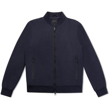 Textil Muži Teplákové bundy Antony Morato MMCO00561 FA600101 Modrý