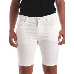 Textil Muži Kraťasy / Bermudy Antony Morato MMSH00140 FA800109 Bílý