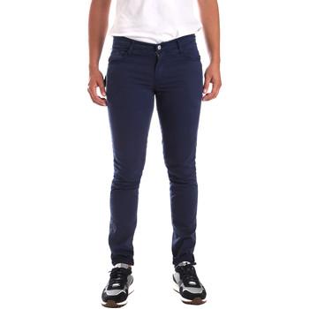Textil Muži Mrkváče Antony Morato MMTR00498 FA800109 Modrý