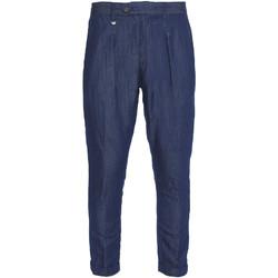 Textil Muži Kalhoty Antony Morato MMTR00500 FA950119 Modrý