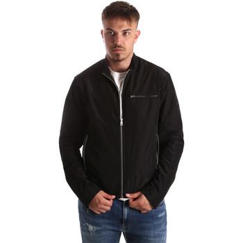 Textil Muži Mikiny Gaudi 911FU35005 Černá