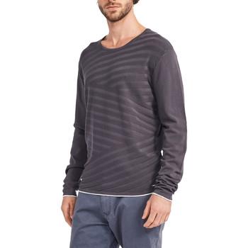 Textil Muži Svetry Gaudi 911FU53018 Šedá