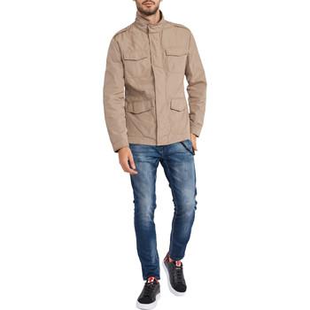 Textil Muži Saka / Blejzry Gaudi 911BU35006 Béžový