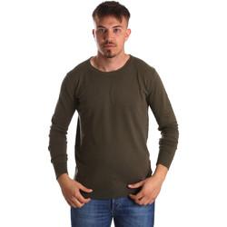 Textil Muži Svetry Gaudi 911BU53010 Zelený