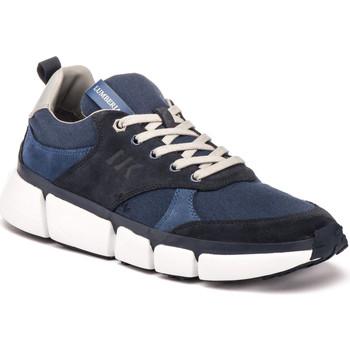 Boty Muži Nízké tenisky Lumberjack SM58705 002 R66 Modrý
