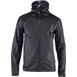 Textil Muži Větrovky Lumberjack CM45823 002 412 Černá