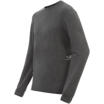 Textil Muži Trička s dlouhými rukávy New Balance NBMT91252HC Šedá