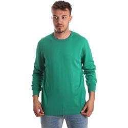 Textil Muži Svetry Navigare NV00165AD 30 Zelený