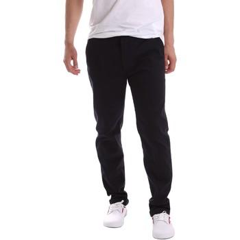 Textil Muži Kalhoty Navigare NV55028AD Modrý