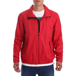 Textil Muži Teplákové bundy Navigare NV67046 Červené