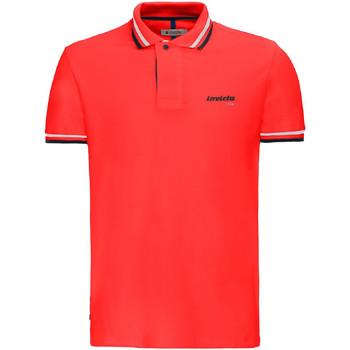 Textil Muži Polo s krátkými rukávy Invicta 4452202/U Červené