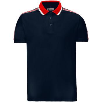 Textil Muži Polo s krátkými rukávy Invicta 4452206/U Modrý
