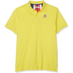 Textil Muži Polo s krátkými rukávy Invicta 4452208/U Žlutá