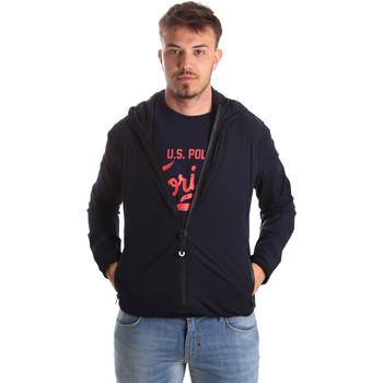 Textil Muži Větrovky U.S Polo Assn. 52417 51541 Modrý