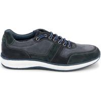 Boty Muži Nízké tenisky Grunland SC4521 Modrý