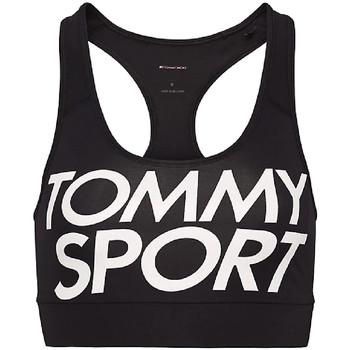 Textil Ženy Sportovní podprsenky Tommy Hilfiger S10S100070 Černá