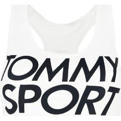 Textil Ženy Sportovní podprsenky Tommy Hilfiger S10S100070 Bílý