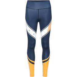 Textil Ženy Legíny Tommy Hilfiger S10S100116 Modrý