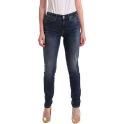 Textil Ženy Rifle boyfriend Calvin Klein Jeans J20J209427 Modrý