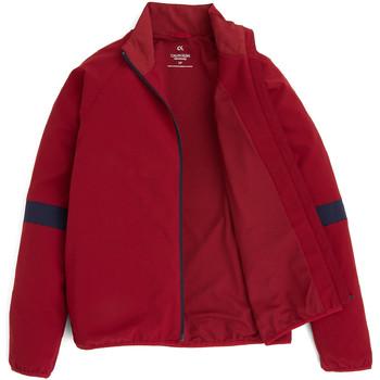 Textil Ženy Teplákové bundy Calvin Klein Jeans 00GWH8O591 Červené