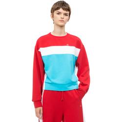 Textil Ženy Mikiny Calvin Klein Jeans 00GWH8W356 Červené
