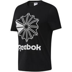 Textil Ženy Trička s krátkým rukávem Reebok Sport DT7219 Černá