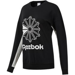 Textil Ženy Mikiny Reebok Sport DT7241 Černá