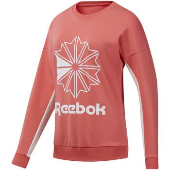 Textil Ženy Mikiny Reebok Sport DT7245 Růžový