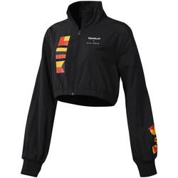 Textil Ženy Bundy Reebok Sport DY9377 Černá