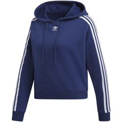 Textil Ženy Mikiny adidas Originals DX2160 Modrý