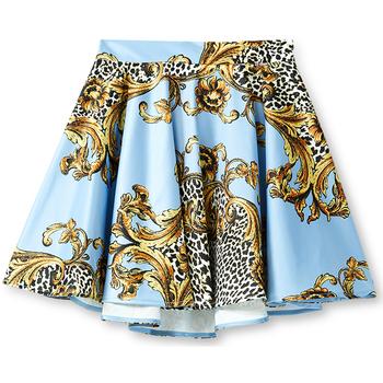 Textil Ženy Sukně Liu Jo W19503T2289 Modrý