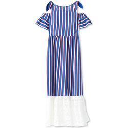 Textil Ženy Společenské šaty Liu Jo F19228T2311 Modrý