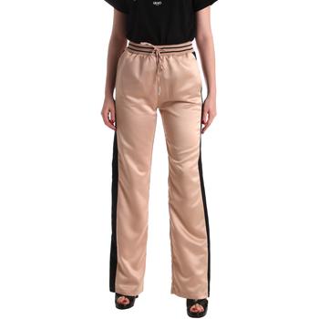 Textil Ženy Teplákové kalhoty Liu Jo T19026T5520 Růžový