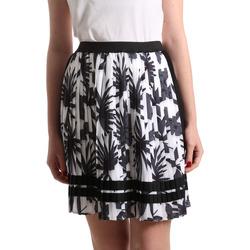 Textil Ženy Sukně Liu Jo T19116T8552 Černá
