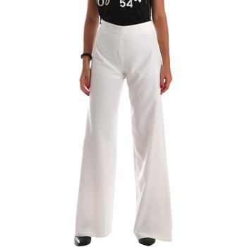 Textil Ženy Turecké kalhoty / Harémky Fracomina FR19SP637 Bílý
