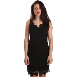 Textil Ženy Krátké šaty Fracomina FR19SP024 Černá