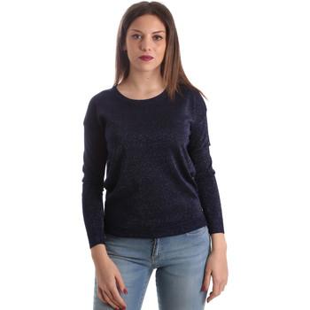 Textil Ženy Svetry Fracomina FR19SP8009 Modrý