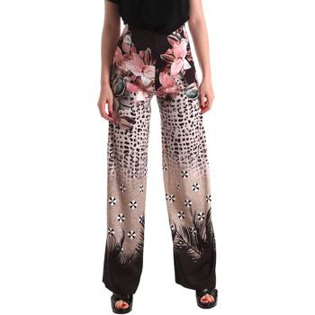 Textil Ženy Turecké kalhoty / Harémky Fracomina FR19SM014 Černá