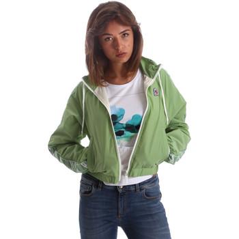 Textil Ženy Teplákové bundy Invicta 4431555/D Zelený
