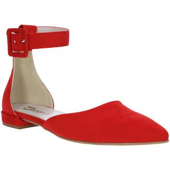 Boty Ženy Baleríny  Grace Shoes 977003 Červené