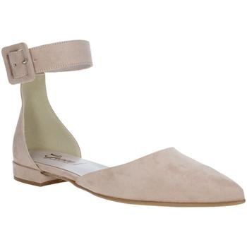 Boty Ženy Baleríny  Grace Shoes 977003 Růžový